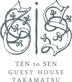 TEN to SEN Guest house Takamatsu